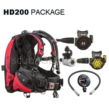 Hollis 200HD Package