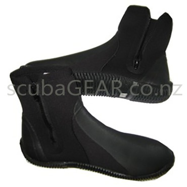 Oceanpro 5mm zippered boot