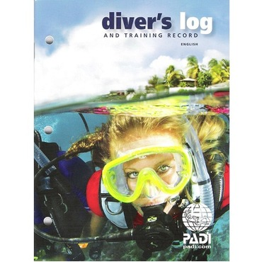 Divers Log book