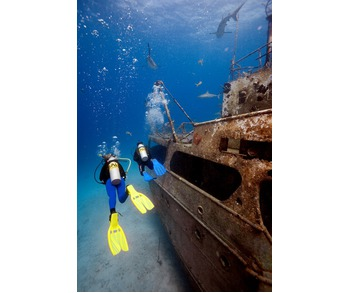 PADI specialty course deposit