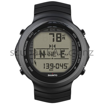 Suunto  DX Titanium with USB