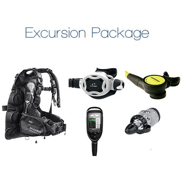 Oceanic Excursion Package